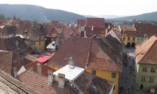 Zdjęcie RUMUNIA / Transylwania / Sighisoara / Miejsce narodzin Vlada Dracula.