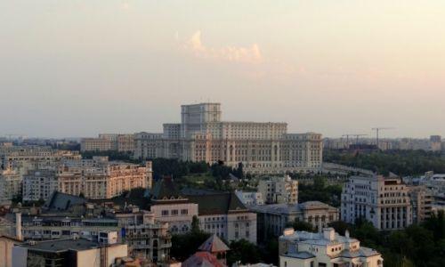 Zdjęcie RUMUNIA / Ilfov / București / Pałac Parlamentu