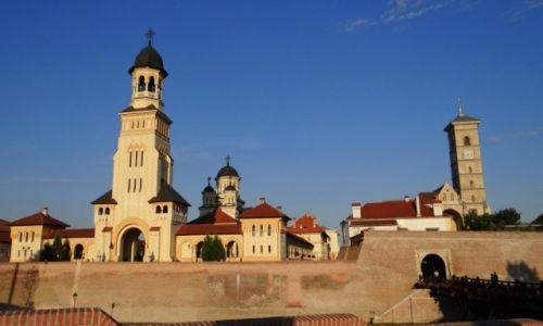 Zdjęcie RUMUNIA / Alba Iulia / Alba / Cytadela Alba Carolina