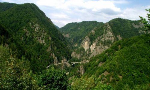 Zdjecie RUMUNIA / Transylvania / Poienari / Góry Fogarskie