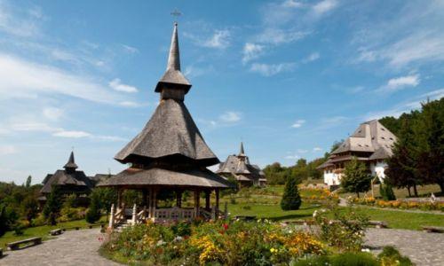 RUMUNIA / Rumunia / Manastirea / Opactwo Manastirea