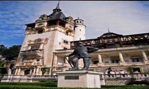 RUMUNIA / Siedmiogród / Sinaia / Pałac Pelesz