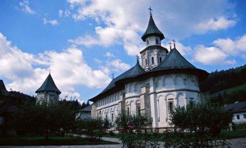 Zdjecie RUMUNIA / Bukowina / Putna / klasztor Putna