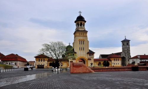 Zdjecie RUMUNIA / Okręg Alba / Alba Iulia / Duchowa zgoda
