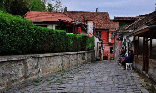 Zdjęcie RUMUNIA / środkowa Rumunia / Sigishoara / Gdzie ci klienci....?