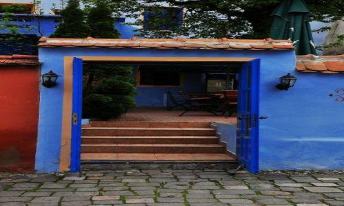 Zdjęcie RUMUNIA / środkowa Rumunia / Sigishoara / Blue Rapsody