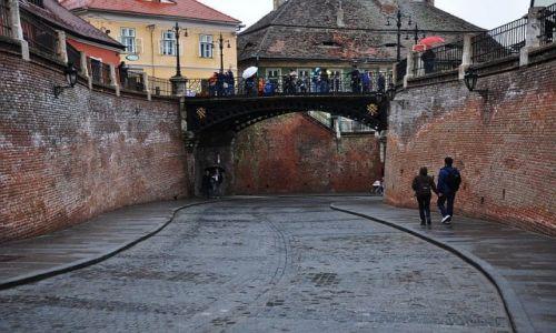 Zdjecie RUMUNIA / Okręg Sibiu / Sibiu / Most Kłamców