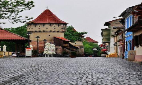 Zdjecie RUMUNIA / Okręg Sybin / Sibiu / Baszta