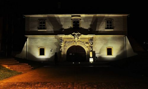 Zdjęcie RUMUNIA / Okręg Alba / Alba Iulia / Nocka..
