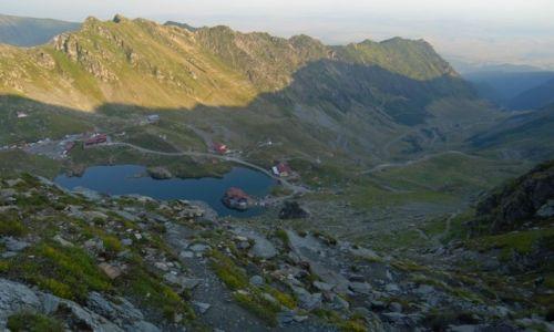 Zdjęcie RUMUNIA / Fogarasze / Nad jeziorem Balea / Droga Transfogaraska