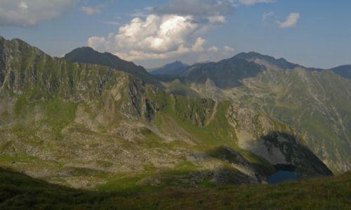 Zdjęcie RUMUNIA / Fogarasze / Piscul Podragului / No cóż? Góry.