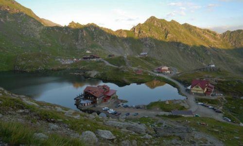 Zdjecie RUMUNIA / Transylwania / Jeziora Balea / Rumunia- w posz