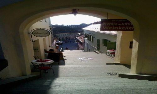 RUMUNIA / Sybin / gdzie� w centrum / spokojne popo�udnie przy... ;-)