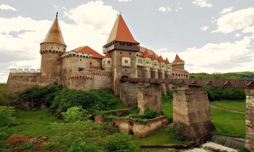 RUMUNIA / Transylwania / Hunedoara / Castelul Corvinilor (V)