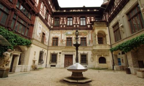Zdjęcie RUMUNIA / Okręg Prahova / Sinaia / Castelul Peleş (III)