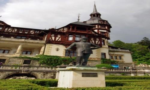 Zdjęcie RUMUNIA / Okręg Prahova / Sinaia / Castelul Peleş (IV)
