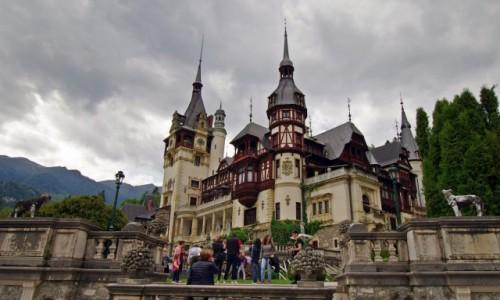Zdjęcie RUMUNIA / Okręg Prahova / Sinaia / Castelul Peleş (V)