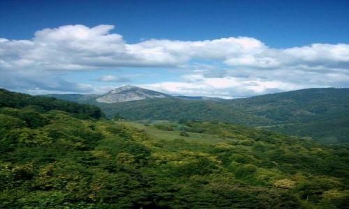 Zdjęcie RUMUNIA / Karpaty Południowe / Góry Bucegi / Piękne doliny