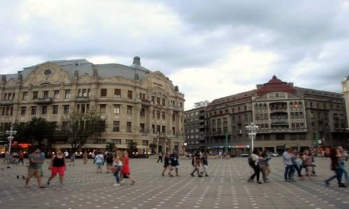 Zdjęcie RUMUNIA / Banat / Timișoara / Piața Victoriei