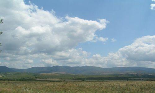Zdjęcie RUMUNIA / Munteania / Resita / Góry i równiny