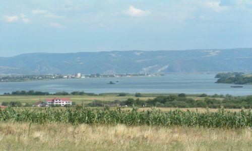 Zdjęcie RUMUNIA / Munteania / Moldova Neu / Nad pięknym Dunajem
