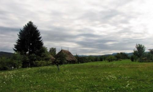 Zdj�cie RUMUNIA / Marmarosz / Syhot Marmaroski / Pochmurna pustka