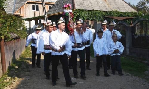 RUMUNIA / Maramuresz / Budesti / Wesele na Maramureszu