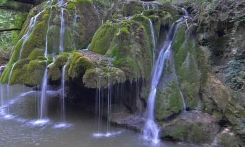 RUMUNIA / południowy zachód Rumunii / Park Narodowy Cheile Nerei / Cascada Bigar