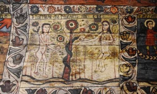 Zdjecie RUMUNIA / Maramuresz / Deseti / Adam i Ewa