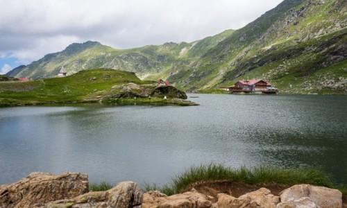 Zdjecie RUMUNIA / Trasa Transfogarska / Trasa Transfogarska / B�lea Lac