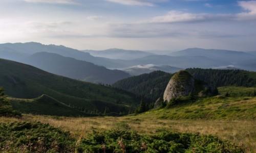 Zdjęcie RUMUNIA / - / Góry Ciucas / Ciucas