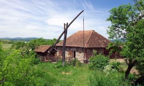 Zdjęcie RUMUNIA / Transylwania / Gdzieś przy drodze... / Relikt