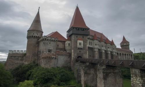 Zdjecie RUMUNIA / Hunedoara / Hunedoara / Castelul Corvin