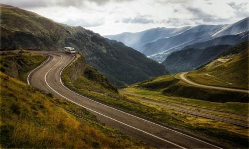 RUMUNIA / Góry Transfogarskie / góry / Niedoceniana Rumunia