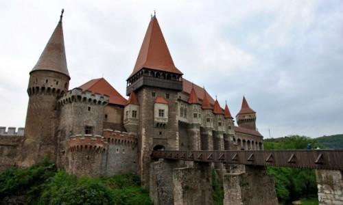 Zdjecie RUMUNIA / Siedmiogród / Hunedoara / Zamek