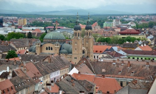 Zdjecie RUMUNIA / Siedmiogród / Sybin / Siedmiogród
