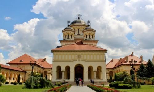 RUMUNIA / Siedmiogród / Alba Iulia / Sobór Koronacyjny