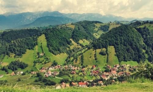 Zdjęcie RUMUNIA / Siedmiogród / góry Bucegi / Przystanek na żądanie