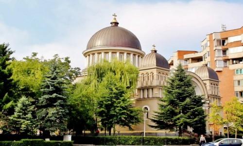 Zdjęcie RUMUNIA / Siedmiogród / Deva / Cerkiew Zwiastowania Pańskiego z 1939 roku