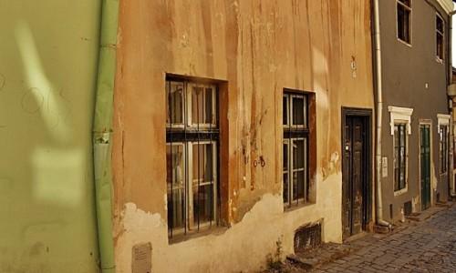 Zdjęcie RUMUNIA / Siedmiogród / Sighisoara / Trzy kolory