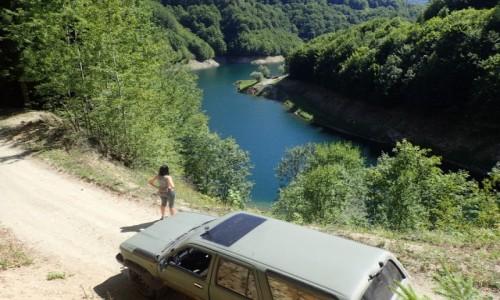 Zdjecie RUMUNIA / Cerna Sat / transylwania / Magiczna Route 66