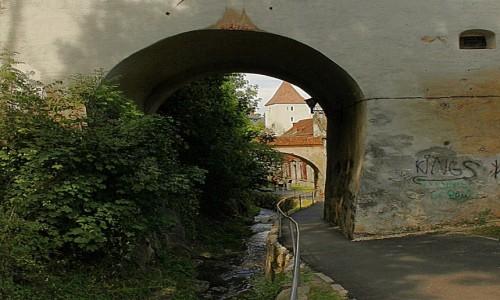 Zdjecie RUMUNIA / Siedmiogród / Braszów / Zakamarki