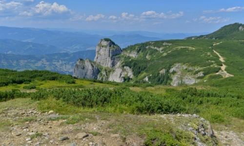 Zdjęcie RUMUNIA / Karpaty Mołdawskie / Pasmo Cehlau / W górach Cehlau