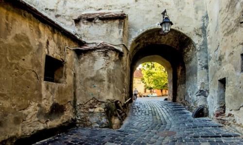 Zdjecie RUMUNIA / Transylwania / Sighisoara / Stare miasto