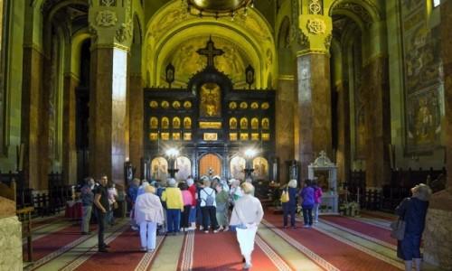 Zdjęcie RUMUNIA / Siedmiogród / Alba Julia / Kościół Greko Katolicki