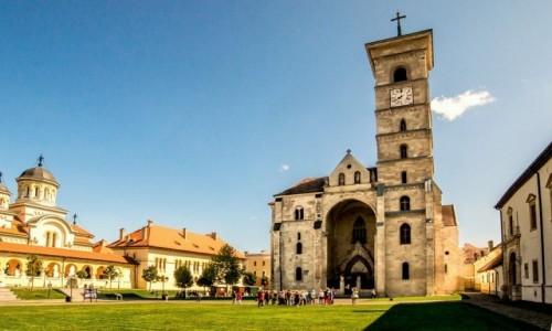 RUMUNIA / Siedmiogród / Alba Julia / Katedra