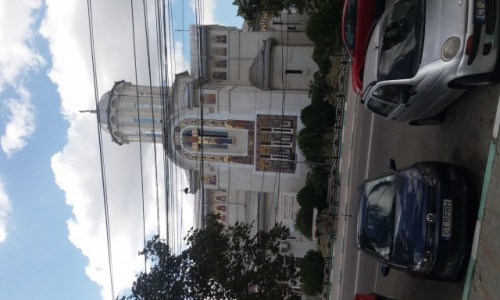 Zdjęcie RUMUNIA / Nawodare / Centrum / Kościół
