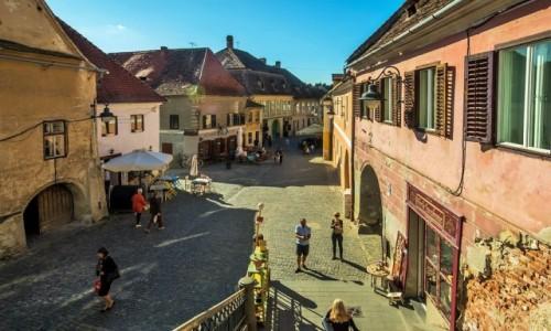 Zdjęcie RUMUNIA / Siedmiogród / Sybin / Sybin