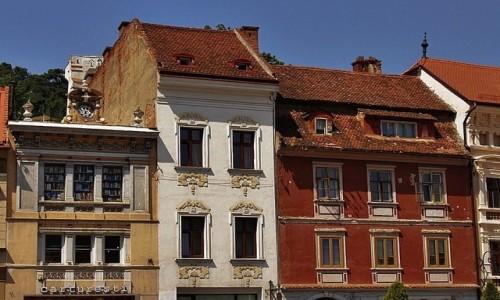 Zdjęcie RUMUNIA / Siedmiogród / Braszów / Księgarnia na piętrze