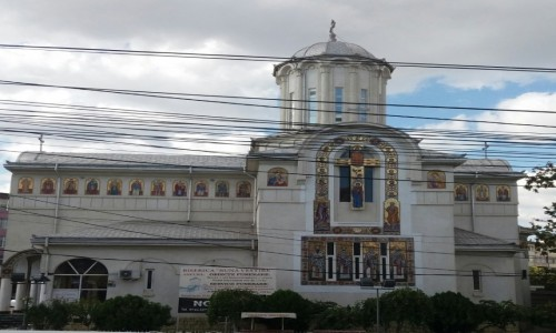 Zdjęcie RUMUNIA / Navodare / Navodare / Kościół